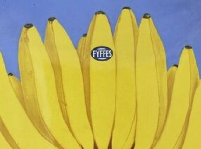 Fyffes, Offenburg, Baden, ca. 1920. Foto: Esther Hoyer